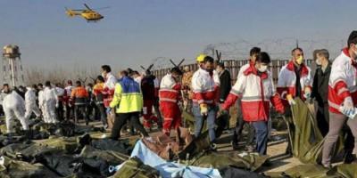 إيران تقرر عدم مقاضاة المتسببين بحادث الطائرة الأوكرانية