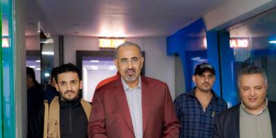 الزُبيدي يقف على سير العمل بالإذاعة والتلفزيون في عدن