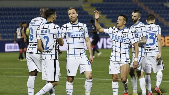 انتقادات لاحتفالات جماهير إنتر ميلان بلقب الدوري الإيطالي