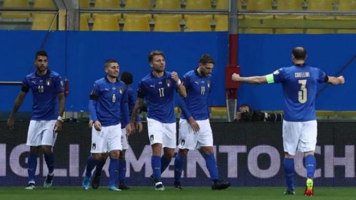 إيطاليا تبدأ تطعيم لاعبي المنتخب الأول وتتجه لتطعيم أعضاء البعثة الأولمبية