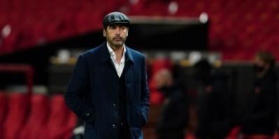 روما يعلن رحيل مدربه فونسيكا بنهاية الموسم