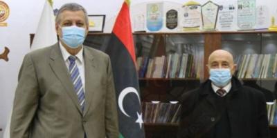 رئيس مجلس النواب الليبي يبحث مع المبعوث الأممي الأوضاع في البلاد