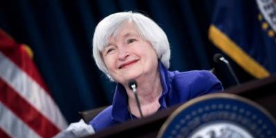 الخزانة الأمريكية تتوقع ارتفاع أسعار الفائدة للسيطرة على النمو الاقتصادي