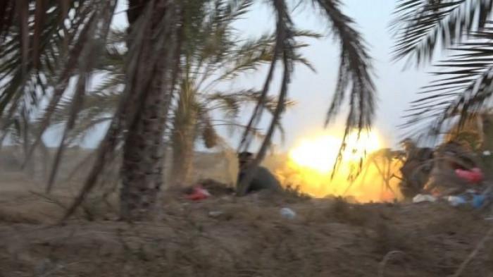 مقتل وجرح حوثيين في اشتباكات عنيفة بالدريهمي