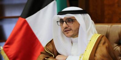وزير الخارجية الكويتي يؤكد دعم بلاده لليبيا