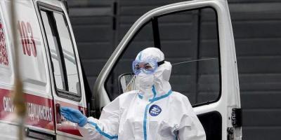 البرازيل تسجل 2966 حالة وفاة جديدة بكورونا