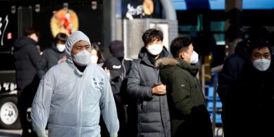 كوريا الجنوبية.. كورونا يسجل 676 إصابة و7 وفيات