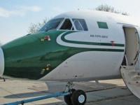إقلاع طائرة القذافي بعد توقفها 7 سنوات
