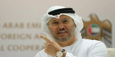 قرقاش: اتصال بايدن بمحمد بن زايد تقدير كبير لدور الإمارات