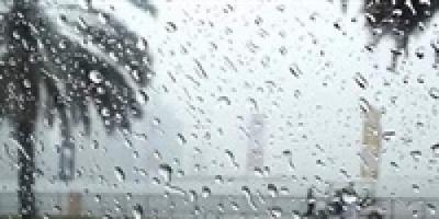 توقعات باستمرار هطول الأمطار بالجنوب