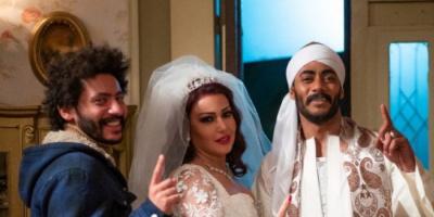 """سمية الخشاب تشيد بمحمد رمضان ومخرج مسلسل """"موسى"""""""