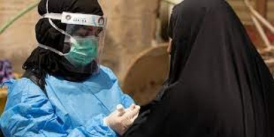 العراق يعلن ارتفاع حصيلة إصابات كورونا إلى 1091954 إصابة