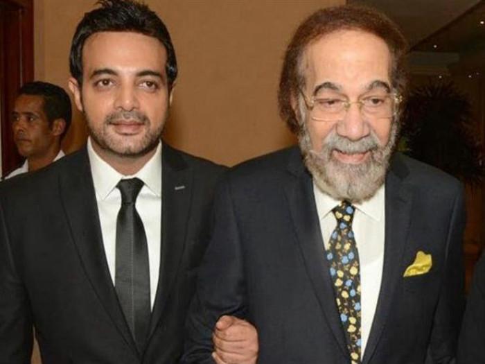 عمرو محمود ياسين يتذكر والده الراحل بتلك الكلمات