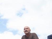 """أحمد السقا ينشر صورة جديدة من كواليس """"نسل الأغراب"""""""
