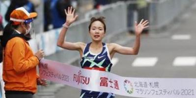 إيتشياما وكيبكويش يهيمنان على سباق نصف الماراثون استعدادا للأولمبياد