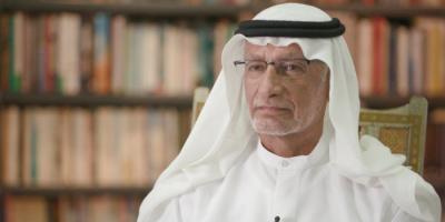 عبدالخالق عبدالله عن اتصال بايدن: بن زايد رجل الشرق الأوسط القوي