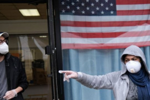 أمريكا تُسجل 750 وفاة و43,626 إصابة جديدة بكورونا