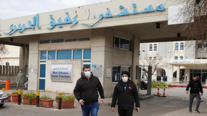 لبنان يُسجل 22 وفاة و1012 إصابة جديدة بكورونا