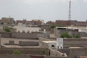 مليشيا الحوثي تفتح نيرانها على مساكن التحيتا