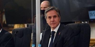 بلينكن يصل إلى أوكرانيا لتقديم الدعم لكييف