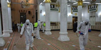 السعودية.. غلق 17 مسجدًا بعد إصابة مصلين بكورونا