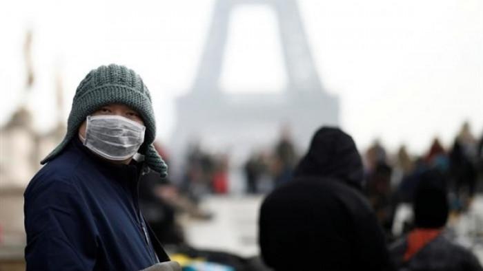 كورونا في فرنسا.. 26 ألف إصابة و244 وفاة