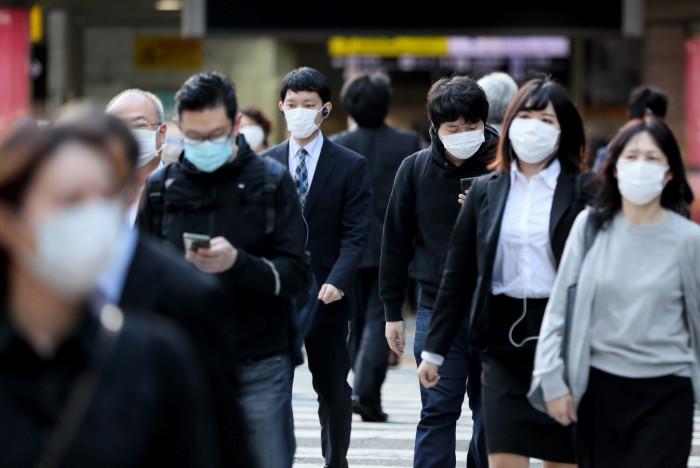 كوريا الجنوبية تسجل 574 إصابة بكورونا