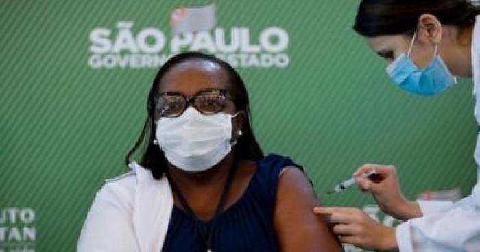 كورونا.. البرازيل تسجل 73295 إصابة