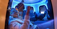 بلو أوريجين تستهدف إطلاق أول رحلة سياحية للفضاء