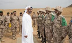 بن زايد يوجه رسالة لأبناء القوات المسلحة الإماراتية