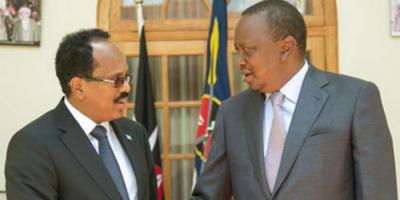 الصومال يُعلن إعادة العلاقات مع كينيا