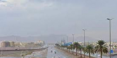 هطول أمطار رعدية.. حالة طقس السعودية اليوم الجمعة