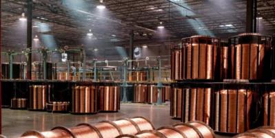 أسعار النحاس والحديد تسجل مستويات قياسية