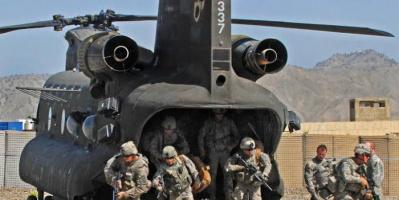 أمريكا تنفذ عملية إنزال جوي كبيرة قرب الحدود الروسية