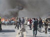 مقتل 15 بينهم فتيات في انفجار قرب مدرسة بكابل