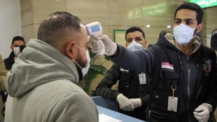 إجراءات جديدة بمطارات مصر لرصد كورونا المتحور