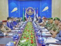 """""""الانتقالي"""" يطالب بعودة حكومة المناصفة لعدن وتقييم أدائها"""