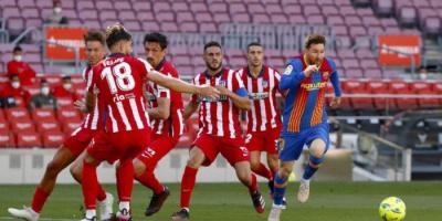 الصراع يحتدم على لقب الدوري الإسباني بعد تعادل برشلونة مع أتلتيكو