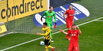 رسميا.. بايرن يتوج بالدوري الألماني بعد هزيمة لايبزيج أمام دورتموند