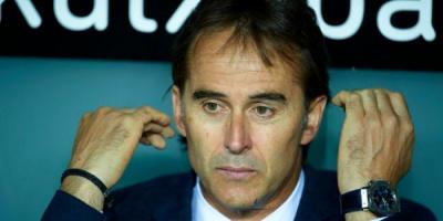 لوبيتيجي: لا أشعر بمرارة تجاه ريال مدريد