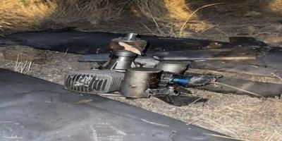 تدمير طائرة مفخخة أطلقتها المليشيا الحوثية تجاه خميس مشيط