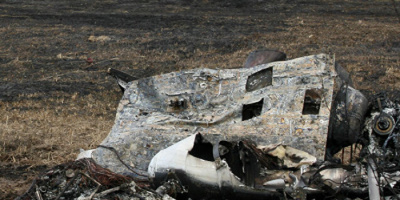 العثور على حطام طائرة هليكوبتر Mi-2 بروسيا