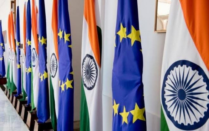 شراكة تجارية واستثمارية بين الهند وأوروبا لمواجهة الصين