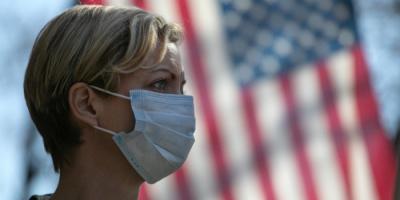 أمريكا تُسجل 579 وفاة و34,159 إصابة جديدة بكورونا