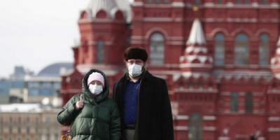 روسيا تسجل 8465 إصابة جديدة بكورونا و321 وفاة