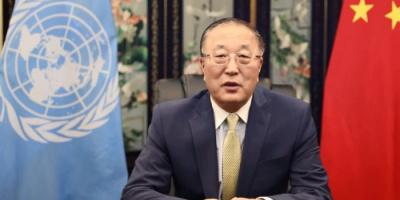 السفير الصيني لدى الأمم المتحدة يدعو مجلس الأمن للتحرك لوقف التصعيد في القدس