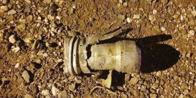 مقذوف حوثي يسقط على منزل بجازان