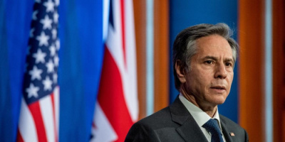 وزير الخارجية الأمريكي يطالب جميع الأطراف الفلسطينية والإسرائيلية باحتواء التصعيد