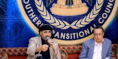 الزُبيدي: حكومة المناصفة تتهرب من وقف حرب الخدمات
