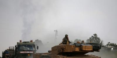 مقتل جندي تركي وإصابة 4 آخرين بصاروخ في إدلب